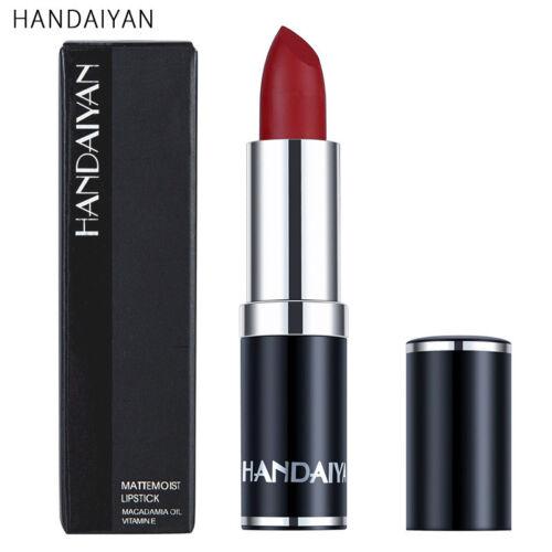 12Couleurs Waterproof Longue Durée Mat Rouge à Lèvres Beauté Maquillage Lipstick 2