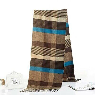20 scarves discount pashmina men unisex plaid checked wholesale shawls 7