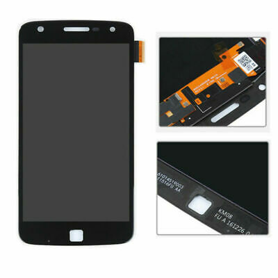 For Motorola Moto Z Play XT1635-02|Droid XT1635-01 LCD Touch Screen Digitizer US 2