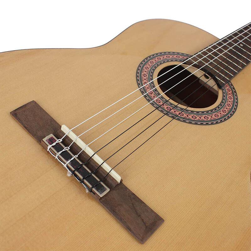 Corde per Chitarra 6 pezzi C101 Set di corde per chitarra classica Nylon Core W 4