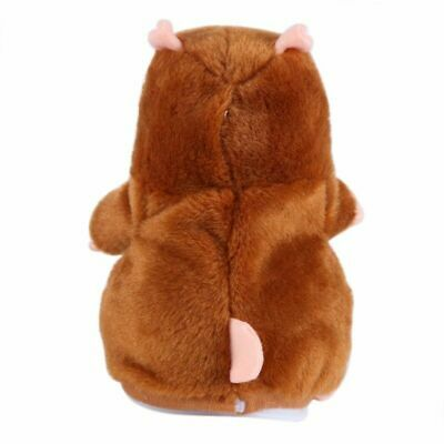 Talking Hamster Plush Toy Lovely Speaking Sound Record Repeat Kids Toy Cute Gift 9