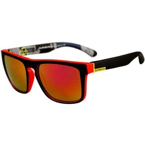 Fashion Square Frame Sunglasses for Men Driving Outdoor Sports Fishing Eyewear 9