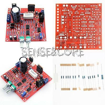 0-30V 2mA-3A Adjustable DC Regulated Power Supply DIY Kit Short with Protection 4