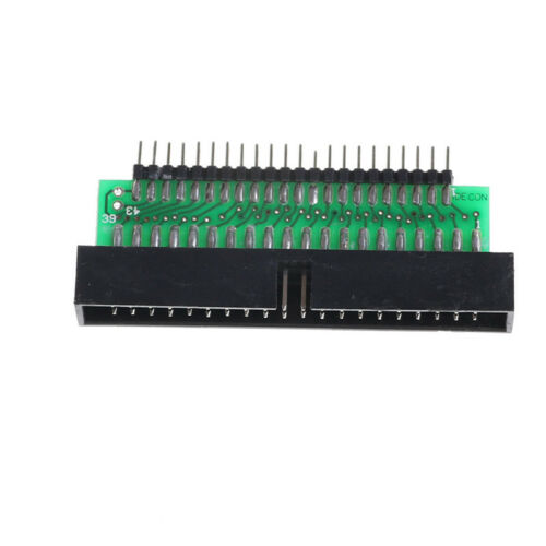 IDE 44PIN 2.5 Male to IDE 40PIN3.5 Male Dom//HDD Adapter ConverterHI