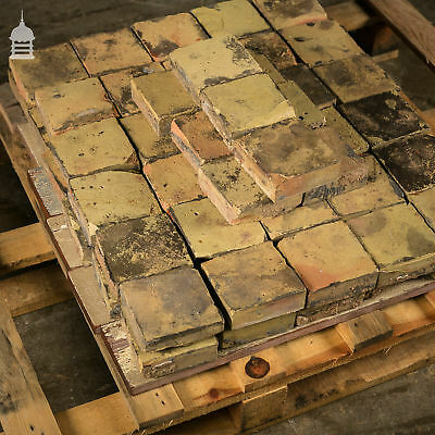Stunning 18th C Octagonal and Square Church Floor Tiles – 7 SqMs 5