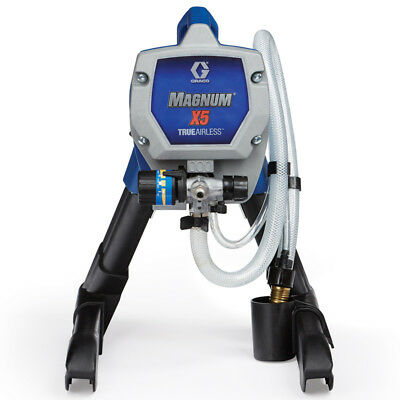 Graco Magnum X5 Electric Airless Paint Sprayer 262800 Refurbished 2