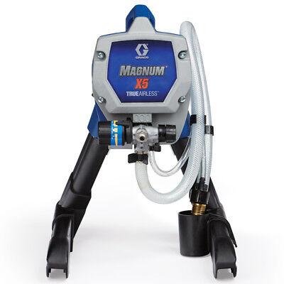 Graco Magnum X5 Electric Airless Paint Sprayer 262800 Refurb w/ 1-year Warranty 2