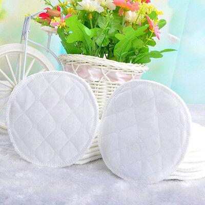 12pcs Economic Washable Absorbent Baby Breastfeeding Pads Reusable Nursing Pad 5