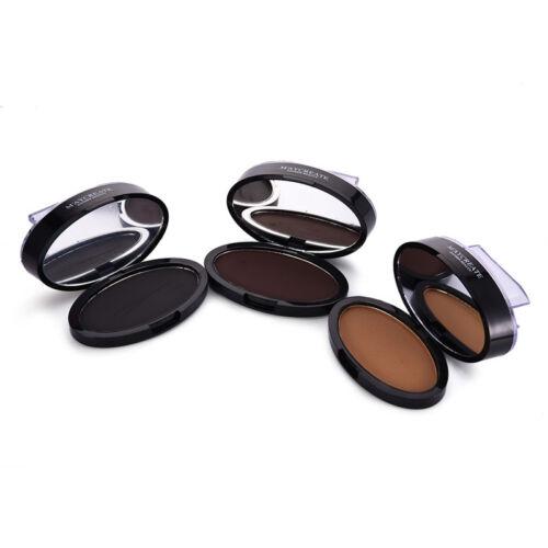 Waterproof Makeup Eyebrow Powder Eye Shadow Stamp Palette  Long Lasting Cosmetic 3