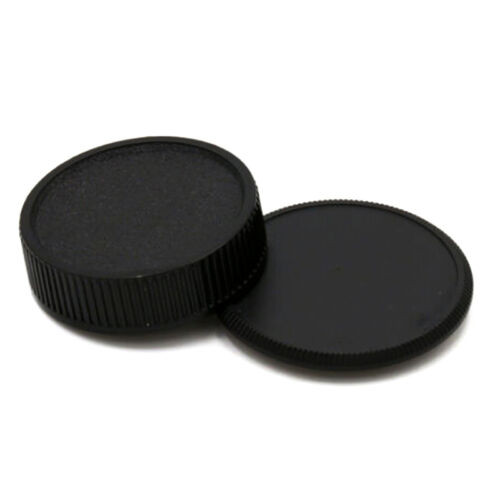42mm Plastic Front Rear Cap Cover For M42 Digital Camera Body And Lens Fast 3