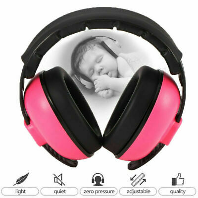 Baby Kids Ear Defenders Autism Muffs Noise Reduction Protectors Children Toddler 5