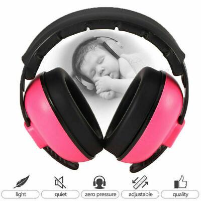 Kids Baby Folding Ear Defenders Noise Reduction Protectors Children Adjustable 6