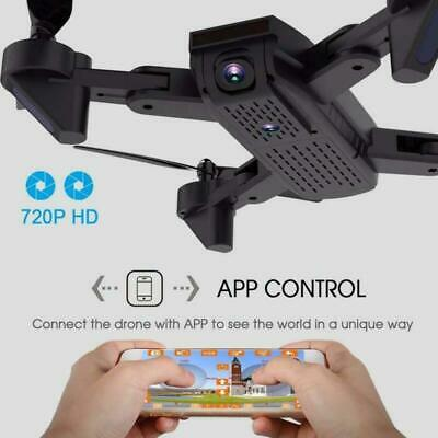Cooligg S169 Drone Selfie WIFI FPV Dual HD Camera Foldable RC Quadcopter Toy 5