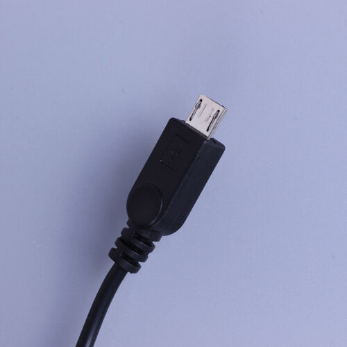 Generic 20cm Micro USB to Mini USB OTG Cable Male to Male Converter Adapter Data Charging Mini 5-pin USB Extension Cable