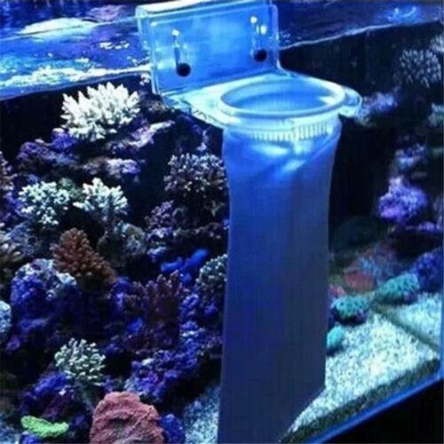 carter Micron filtre chaussette Sac Support titulaire aquarium poisson marin 2