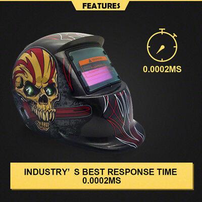 Solar Welding Mask Helmet Auto Darkening  MAG ARC TIG High Quality AU Pro 3