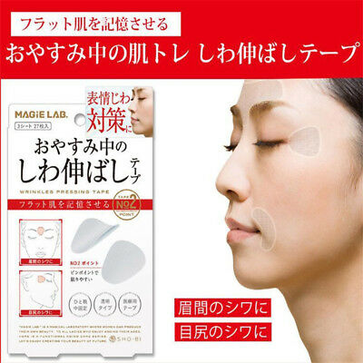 ReviteLAB Ultra Thin Facial Lift Patches for Wrinkles & Lines Firming Skin 2