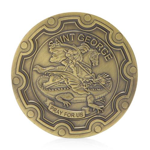 Operation Dawn Saint George Commemorative Coin Challenge Collection Souvenir 2