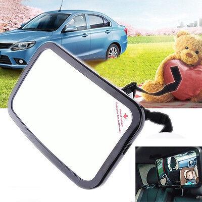 Baby Rückspiegel Kfz Kinder Spiegel Autospiegel Sicherheit für Babyschale LI10