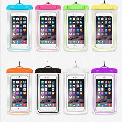 Universal Waterproof Underwater Phone Case Dry Bag Pouch For All Smartphones A 2