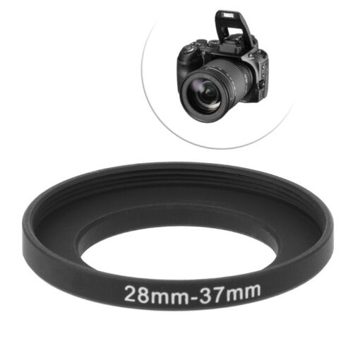Metal Step Up Down Rings Lens Stepping Filter Adapter 28 37 49 55 62 67 77 82mm 2
