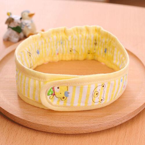 Newborn Baby Diaper Fasteners Cute Cotton Nappy Fixed Belt Lot Colors LP 3