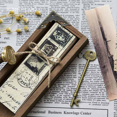 30pcs/Box Vintage Bookmark Paper Book Mark Magazine Label Memo Office Stationery 4