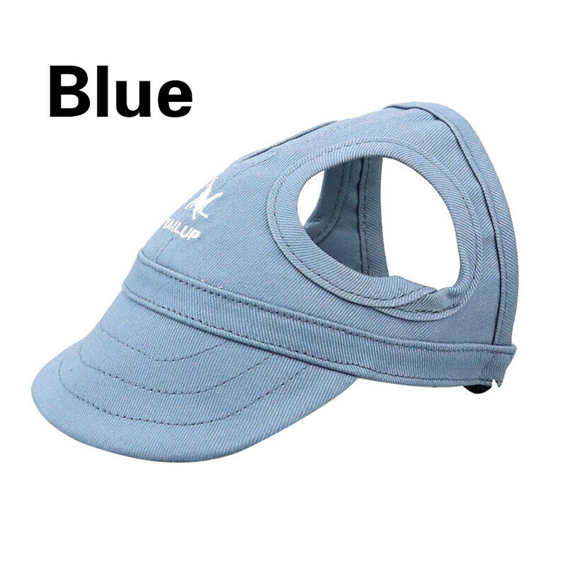 Pet Small Large Dogs Summer Outdoor Travel Baseball Sun Protection Hat Cap 5