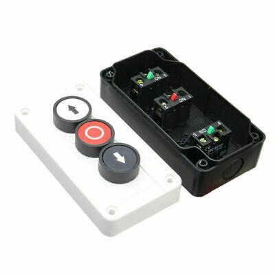 Taster 3-fach Klöckner Moeller Drucktaster Dreifachdrucktaster Garagentor Button