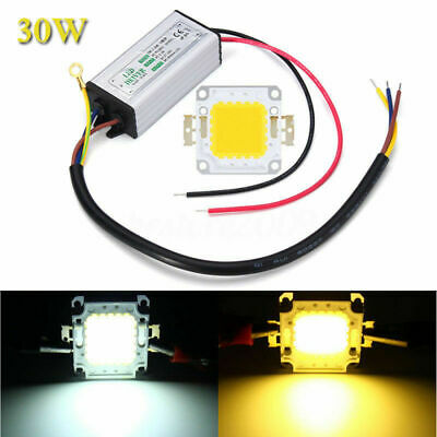 10W 20W 30W 50W 70W 100W LED Driver High Power Supply Waterproof LED Chip Bulb 9