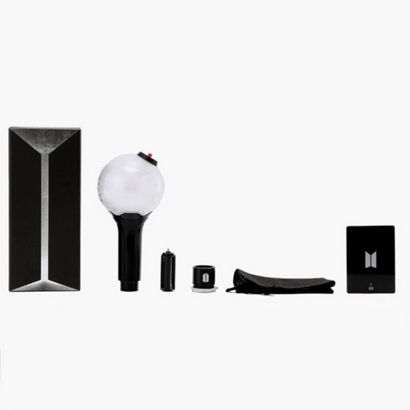 KPOP BTS ARMY Bomb Light Stick Ver.3 Bangtan Boys Concert Lamp Lightstick New UK 6
