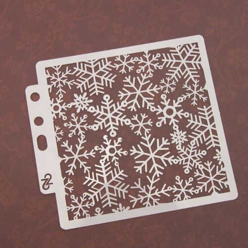 DIY Layering Stencils Template For Walls Painting Scrapbooking Stamping Craft 3