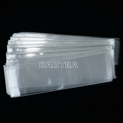 1 Pack Dental Plastic Curing Light Lamp Guide Sleeve Sheath Cover 200pcs/pack 6