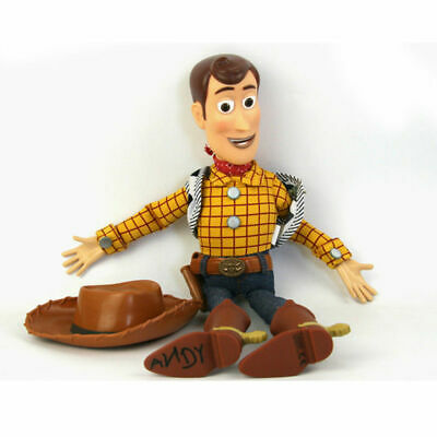 Toy Story Sheriff Woody Jessie Doll Kid Baby Soft Talking Action Figures Toy 3