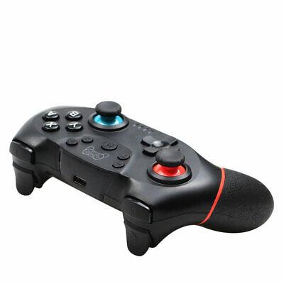Wireless / Bluetooth Pro CONTROLLER / GAMEPAD + Ladekabel für Nintendo Switch 5