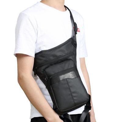 8a4e331a20 ... Sac de Sport Jambe étanche Sacoche Ceinture Moto D'équitation Tactique  Homme Bag 2