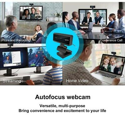 HD Pro Streaming 1080P Webcam Camera for Video Recording for Twitch Youtube 7