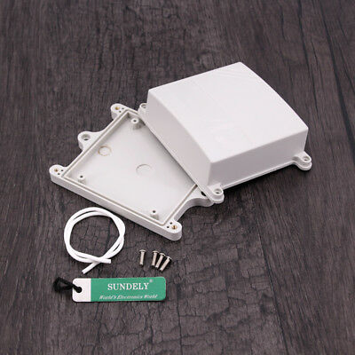Waterproof Plastic Cover Project Electronic Case Instrument Enclosure Box Home 8