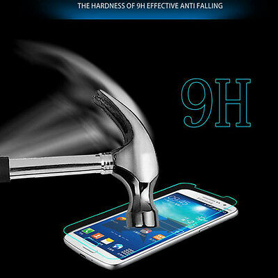 Premium Real Tempered Glass Screen Protector Protective Film Cover For Samsung 6