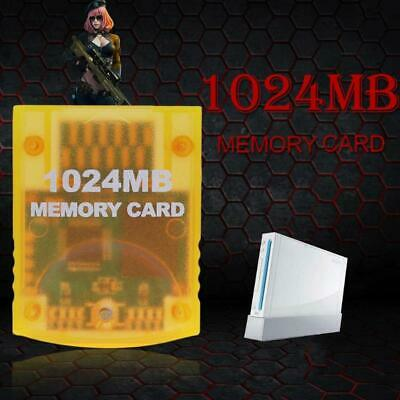 1024MB Memory Card for the Nintendo Gamecube Wii 8