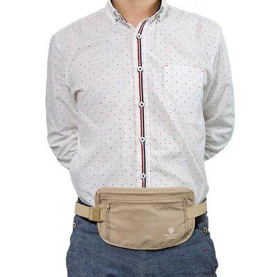 RFID Travel Waist Bum Bag Anti Theft Pouch Belt Passport Holder Safe Strap Sport 6