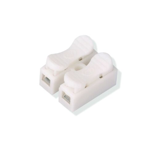 10Pcs Sample Quick Wiring Electric Wire Connector Terminal Block CH2 Cable Clamp