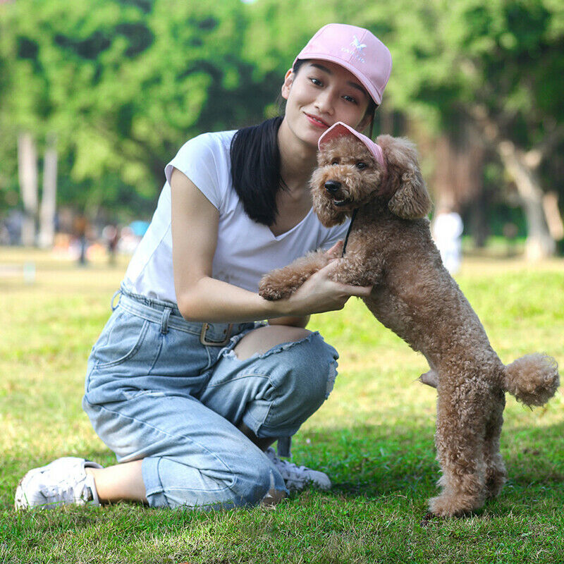 Pet Small Large Dogs Summer Outdoor Travel Baseball Sun Protection Hat Cap 3