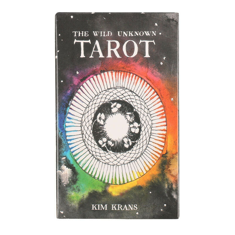 The Wild Unknown Tarot Cards Deck Rider-Waite Oracle Fortune Telling Card Gifts 7