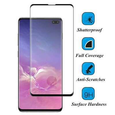6D Samsung Galaxy Note 10 S10 5G 9 8 Plus Full Tempered Glass Screen Protector 10