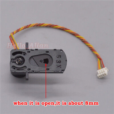 2-Phase 4-Wire Stepper Motor Camera Lens Viewfinder Camera Optical Lens Shutter 6