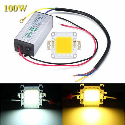10W 20W 30W 50W 70W 100W LED Driver High Power Supply Waterproof LED Chip Bulb 12