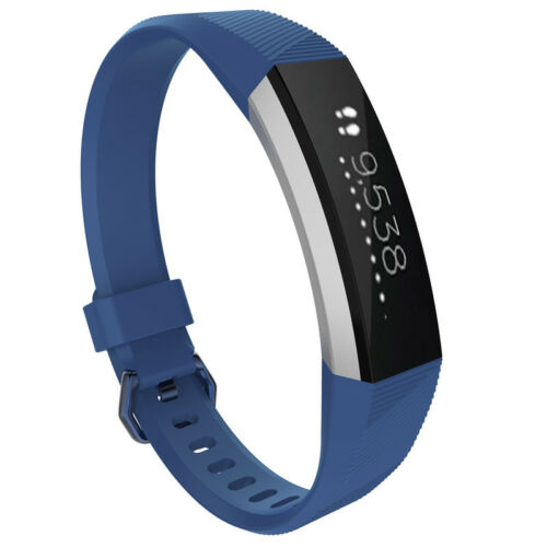 Replacement Small / Large Classic Wrist Band Strap for Fitbit Alta HR Wristband 12