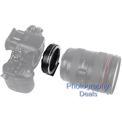 Viltrox EF-M2 II AF Adapter Focal Reducer Booster For Canon EF Lens to M43 MFT 10