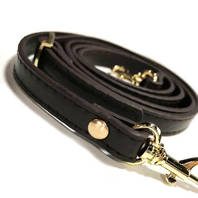 1.2cm*120cm Handbag Cross Body Shoulder Bags Strap PU Leather Handle Replacement 5